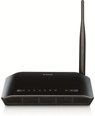 D-Link DSL-2730U Wireless N 150 ADSL2+ ROUTER