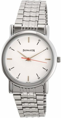 Sonata NH7987SM03CJ Analog Watch  - For Men