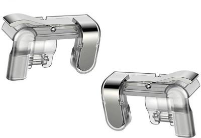 Plus shine Pubg Trigger K01 Metal Transparent  Gaming Accessory Kit