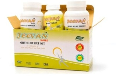 Jeevan Shree Ortho_Relief_Kit Health Care Appliance Combo