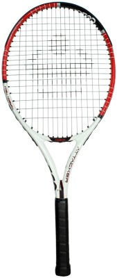 Cosco ATTACKER Multicolor Strung Tennis Racquet