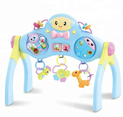 Kiddale Musical Baby Activity Play Gym toy with rattles and music