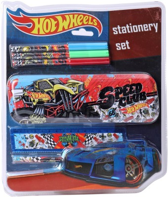 Hot Wheels School Set