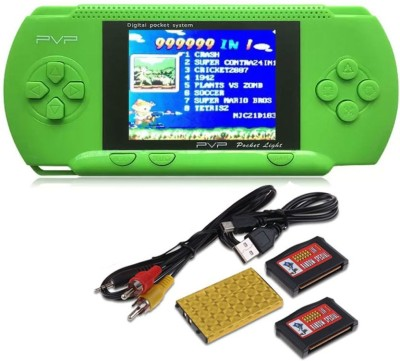 KLUZIE 8bit Handheld Game Player Video Game Console 8 GB with Mario, DR MARIO, CONTRA, CRICKET GAME, TURTLE, SUPER MARIO
