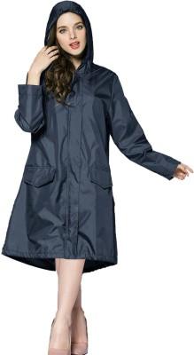 PulGos Solid Men & Women Raincoat