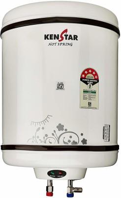 Kenstar 25 L Storage Water Geyser (KGS25W5M-GDE Storage Water Heater (Ivory), Ivory)