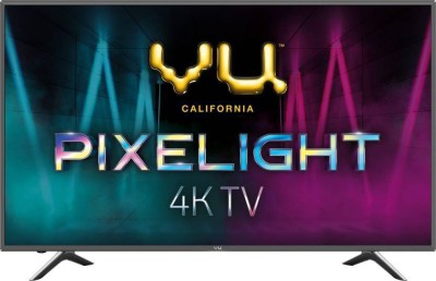 Vu Pixelight 126cm (50 inch) Ultra HD (4K) LED Smart TV