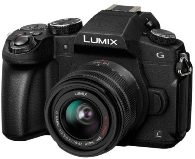 Panasonic 4K G Series Lumix G85K Mirrorless Camera Body With Single Lens: 14-42mm