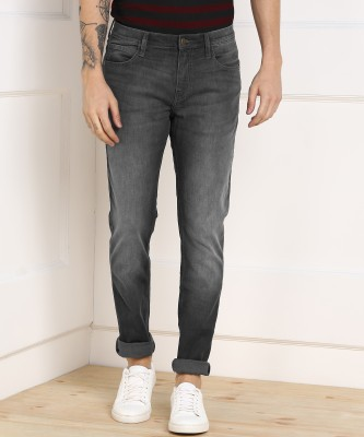 Lee Regular Men Grey Jeans