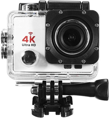 SNEEZE 4K Action Camera with WiFi HDMI 2-inch LCD Screen 170 Wide Angle Lens Sports and Action Camera