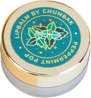 Chumbak Peppermint Lip Balm Natural Flavors of Peppermint and Spearmint