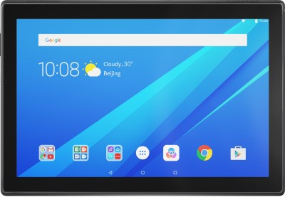 Lenovo Tab 4 10 16 GB 10.1 inch with Wi-Fi Only Tablet (Slate Black)