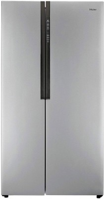 Haier 618 L Frost Free Side by Side 3 Star Refrigerator
