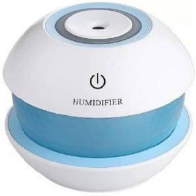 Jackshowshope magic Diamond Humidifier 7 Color LED Lights Portable Room Air Purifier