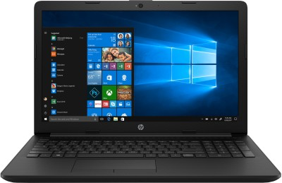 HP 15 Pentium Gold - (4 GB/1 TB HDD/Windows 10 Home) 15-da0389TU Laptop