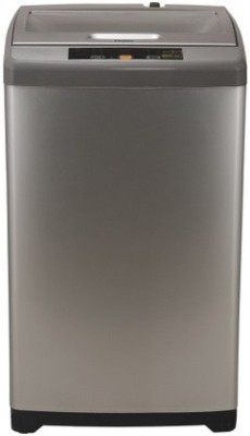 Haier 6 kg Fully Automatic Top Load Washing Machine Grey