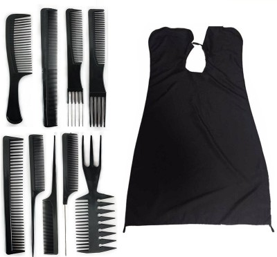 RAAYA saloon hair accessories combo for men and women