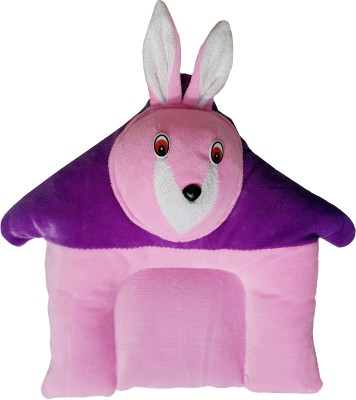 Miss & Chief Hut Shape with Bunny Feeding/Nursing Pillow Pack of 1