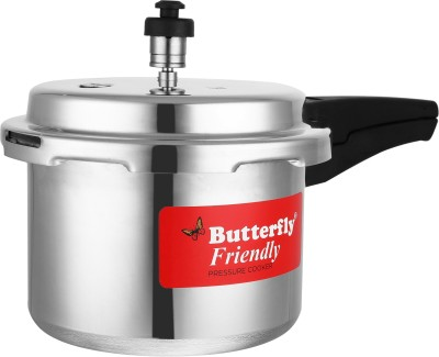 Butterfly Friendly 3 L Induction Bottom Pressure Cooker