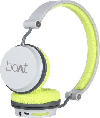 boAt Rockerz 400 Super Extra Bass Bluetooth Headset with Mic