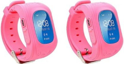 REEPUD BABY SMARTWATCH WITH GPS PINK Smartwatch