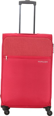 KAMILIANT BY AMERICAN TOURISTER KAM CAMEROON SP67cm-RED Expandable  Check-in Luggage - 24 inch