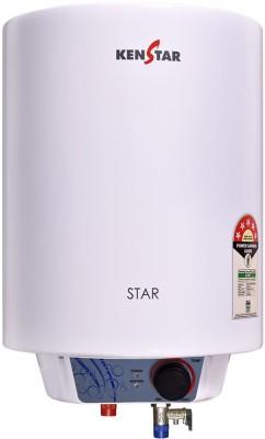 Kenstar 15 L Storage Water Geyser (Star, White)