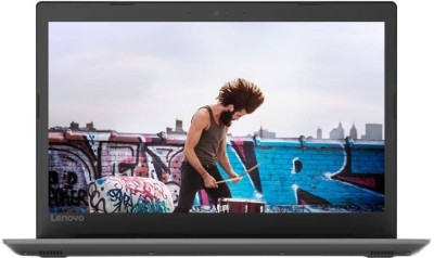 Lenovo IP-130 APU Quad Core A4 7th Gen - (4 GB/1 TB HDD/DOS) 81H5003UIN Laptop