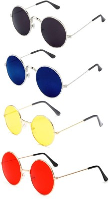 SRPM Round Sunglasses