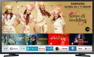 Samsung 7-in-1 80cm (32 inch) HD Ready LED Smart TV