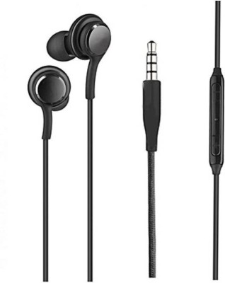 Gazzet 4G Black Headphones_02 Wired Headset with Mic