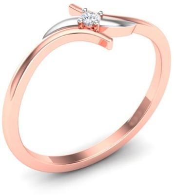 Vachya Shine 14kt Diamond Rose Gold ring