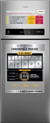 Whirlpool 265 L Frost Free Double Door 4 Star Convertible Refrigerator