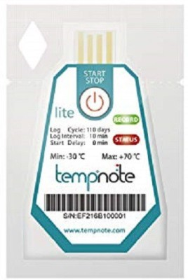 Tempnote Lite Shipping Container Data Logger Hydrometer