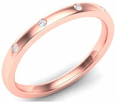 Vachya Shine 14kt Diamond Rose Gold ring
