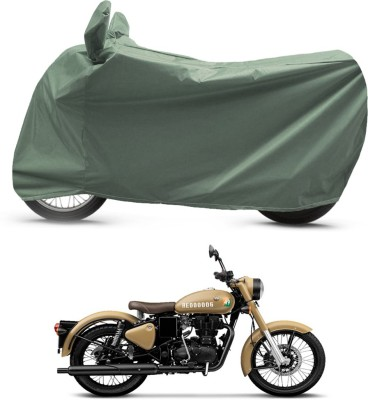 Bikenwear Two Wheeler Cover for Royal Enfield