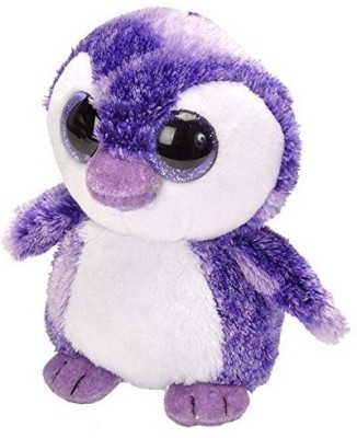 E-Chariot Soft Toys Grape Scented Penguin Plush Stuffed Animal Cuddlekins by Wild Republic (19568) 5 Inches  - 13 cm