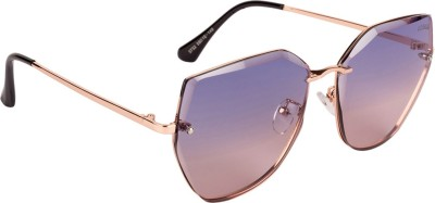Voyage Cat-eye Sunglasses