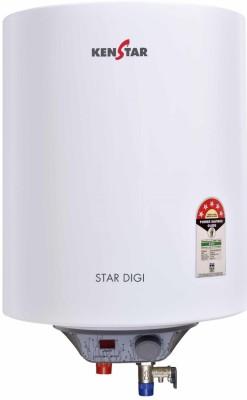 Kenstar 25 L Storage Water Geyser (STAR DIGI, White)