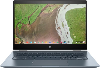 HP Chromebook x360 Core i3 8th Gen - (8 GB/64 GB EMMC Storage/Chrome OS) 14-da0003TU 2 in 1 Laptop