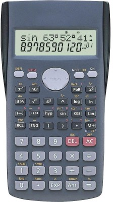 sriaarnika 82- Scientific Calculator (12 Digit) 240 Functions 82- Scientific Calculator (12 Digit) 240 Functions Scientific  Calculator