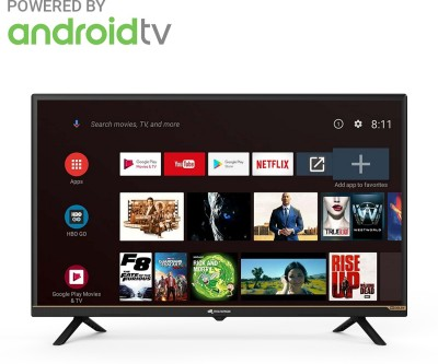 Micromax 81cm (32 inch) HD Ready LED Smart Android TV