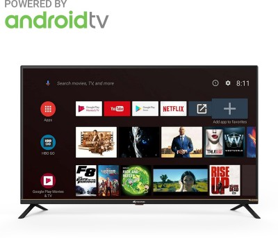 Micromax 109cm (43 inch) Full HD LED Smart Android TV