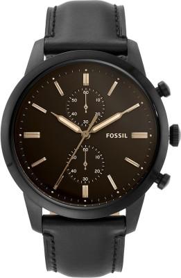 Fossil FS5585 Townsman Analog Watch  - For Men