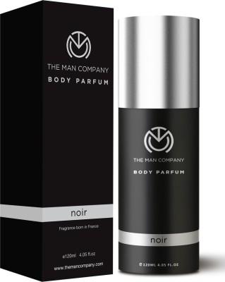 The Man Company Noir Body Perfume Deodorant Spray  -  For Men