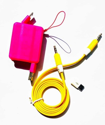 THE MOBILE POINT USB Gadget Accessory Combo for MOBILE, LAPTOP, PC, TABLET