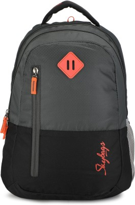 Skybags BPLEO3GRY 26 L Backpack