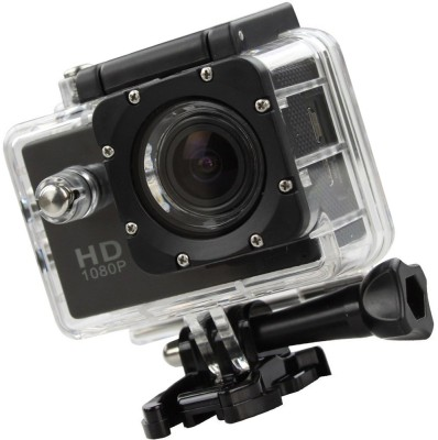 Odile 1080P WiFi Waterproof HD 1080P Outdoor Sports Sports and Action Camera