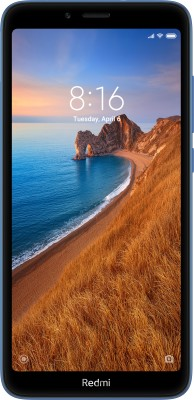 Redmi 7A (Matte Blue, 16 GB)