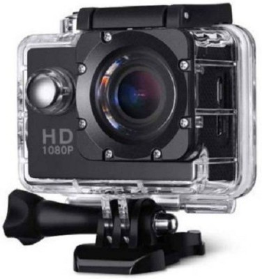 STROMBUCKS Action Pro Waterproof Ultra HD 2 Sports and Action Camera